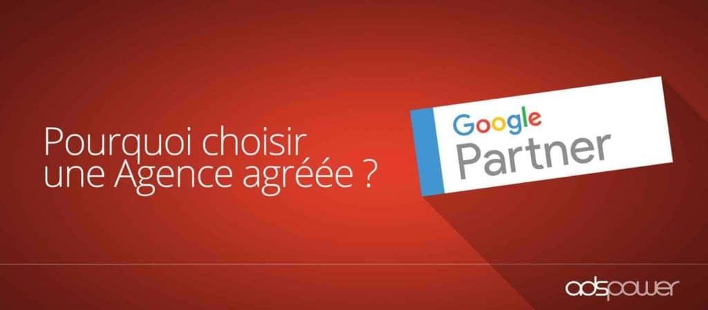Qu'est ce qu'une Agence Agrée Google Ads Google Partner