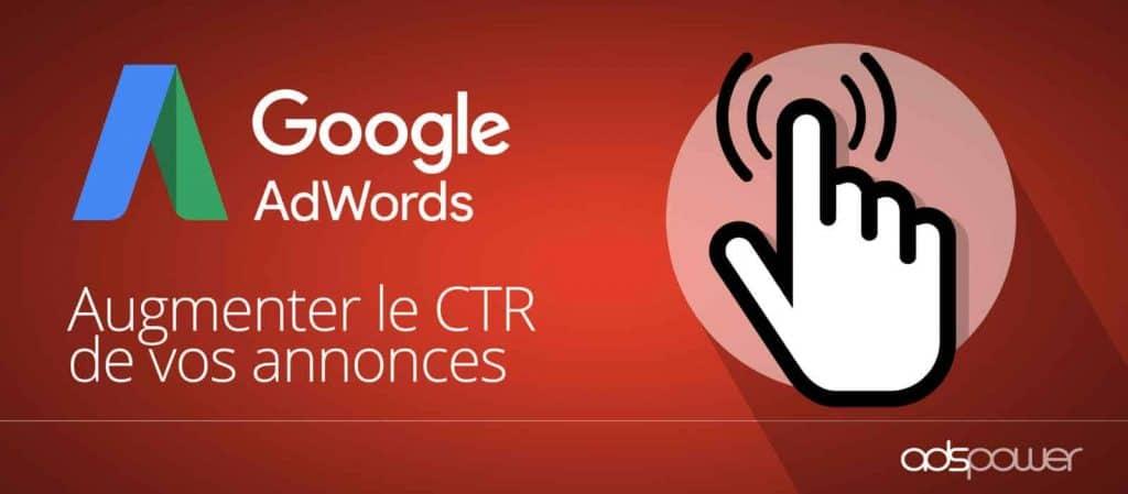 Conseils pour augmenter le CTR de vos annonces Google Ads