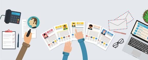 Quelques chiffres clefs sur l'attitude des recruteurs en terme d'e-réputation