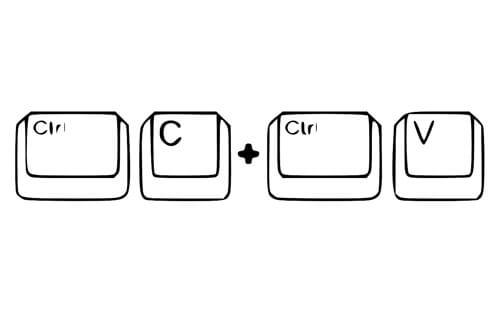 Duplication de votre contenu