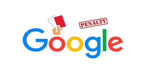 Liens et pénalités Google