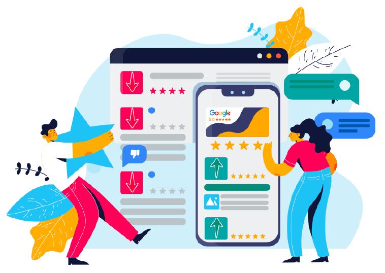 Agence E-réputation : développement de votre réputation en ligne
