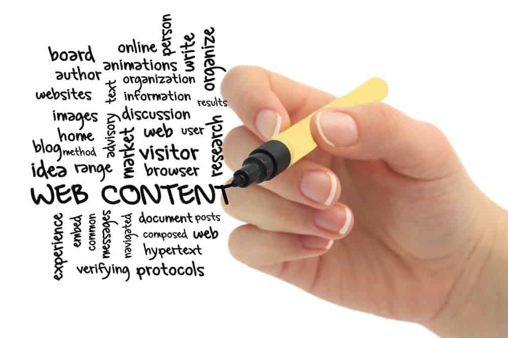Audit des contenus web