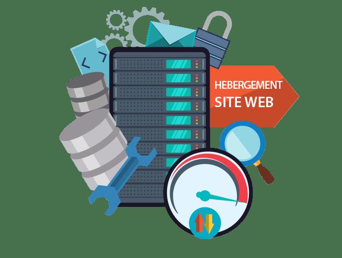 L'hébergement rapide de votre site sous CMS WordPress