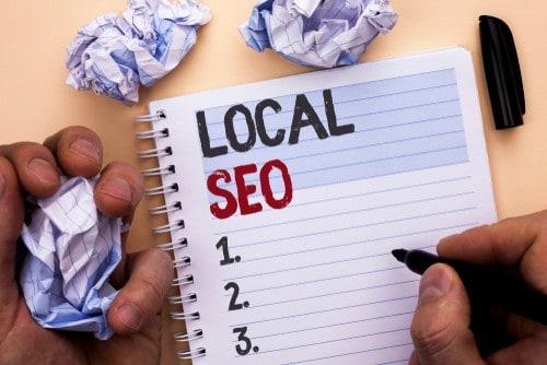 Signaux de classement pour les recherches locales