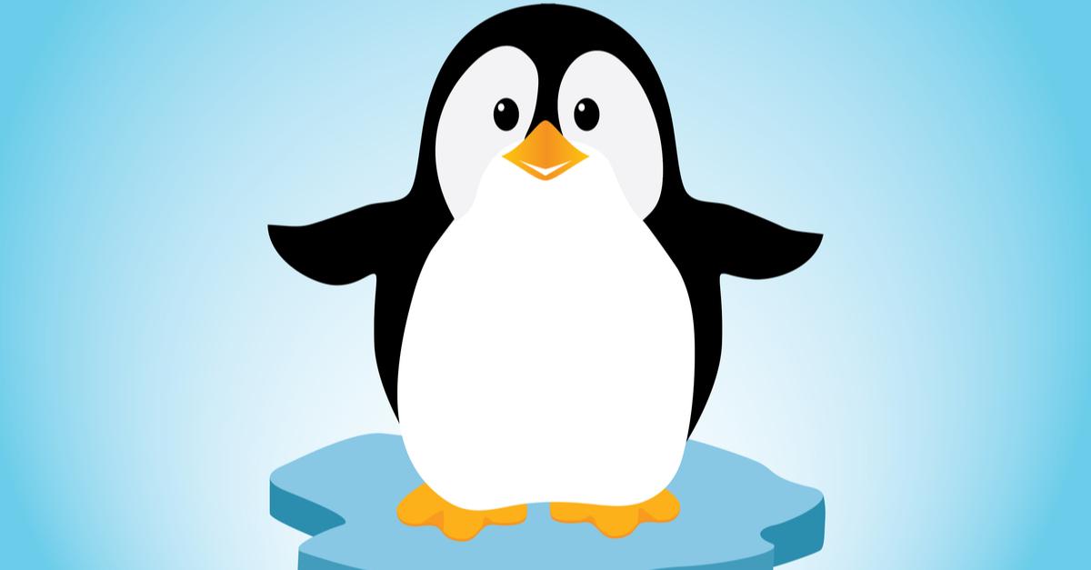 Algorithme de pénalité Pingouin et trafic