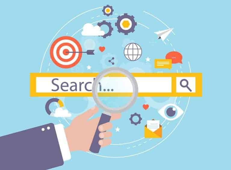 Fonctionnement des moteurs de recherche