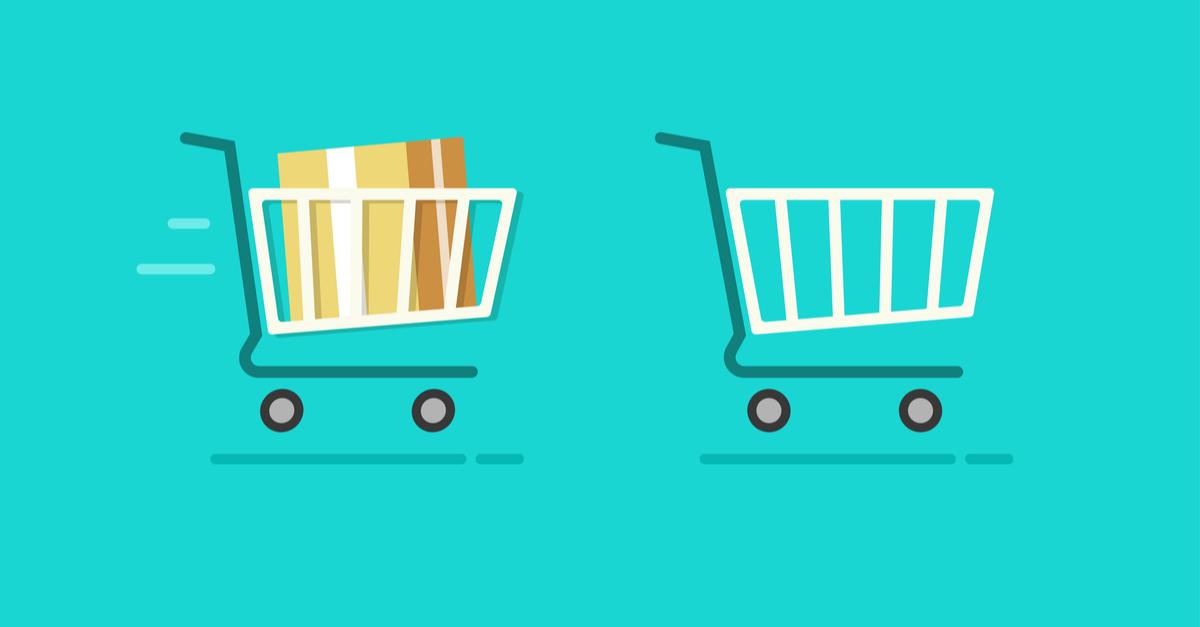 Les raisons d'un abandon panier en e-commerce