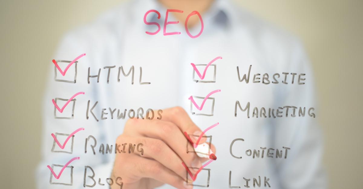 La checklist SEO pour la refonte d'un site web