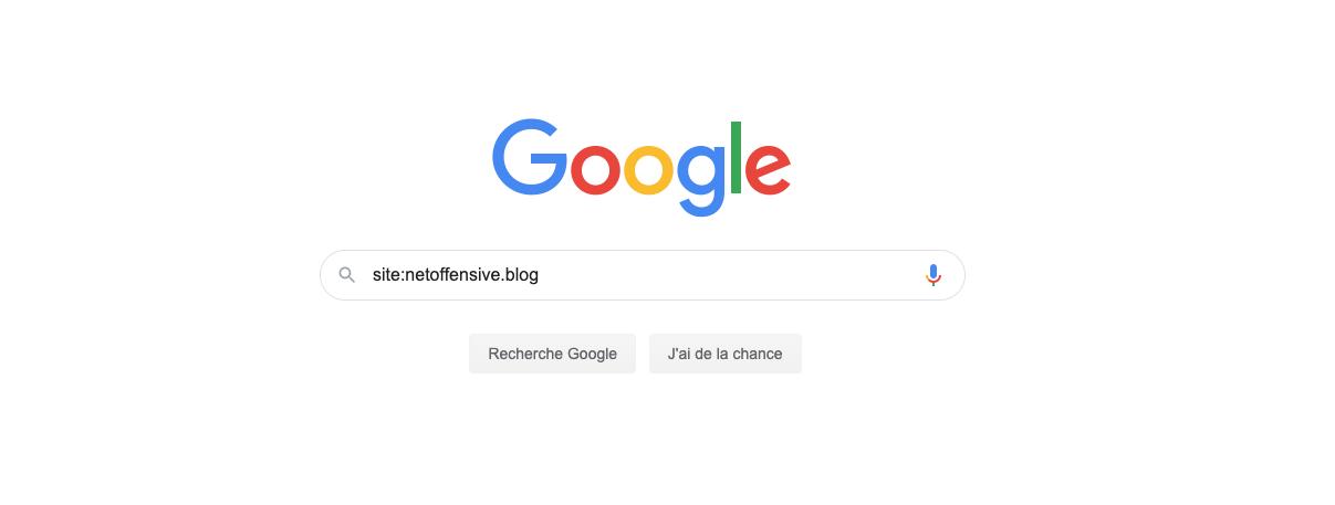 Liste des commandes Google à utiliser en SEO
