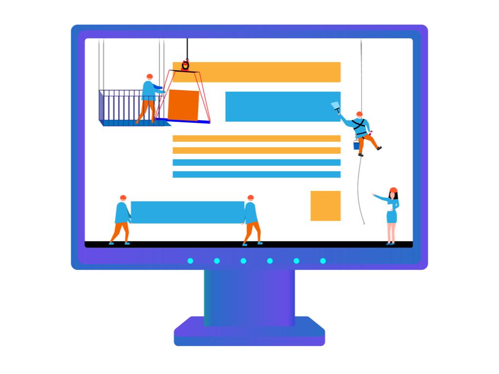 Les refontes d'un site web peuvent prendre plusieurs formes.