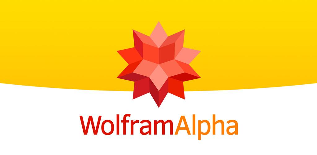 L'affichage des résultats sur Wolfram Alpha est différent des autres moteurs existants