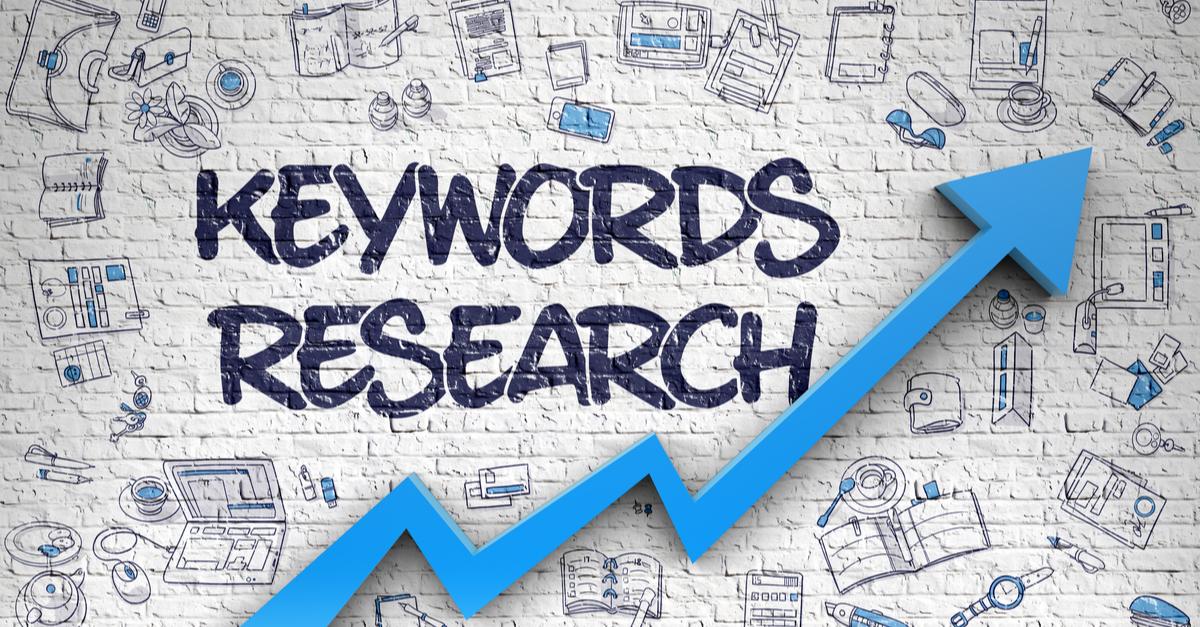La recherche de mots clés