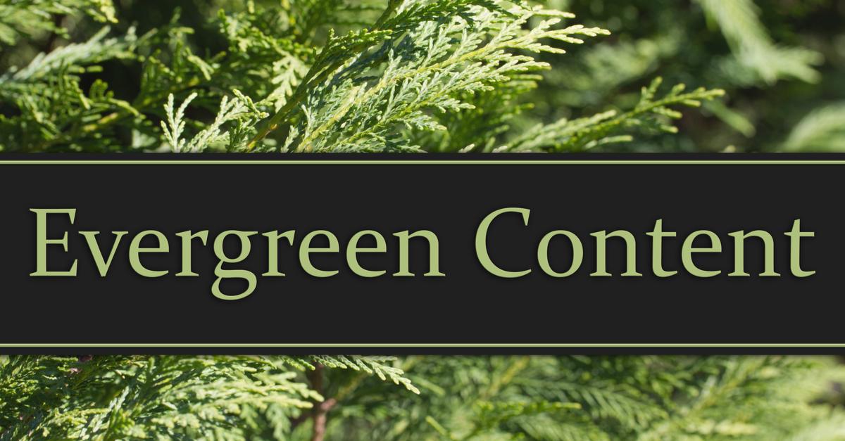 Comment créer des textes evergreen ?