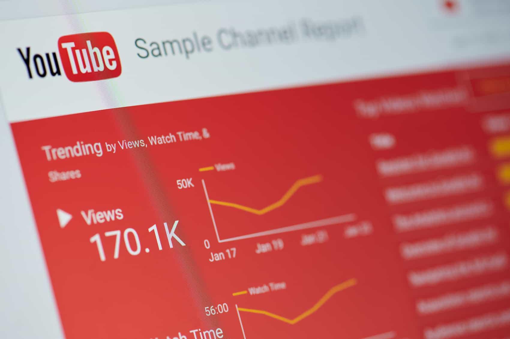 Comment avoir plus de vues sur YouTube ?