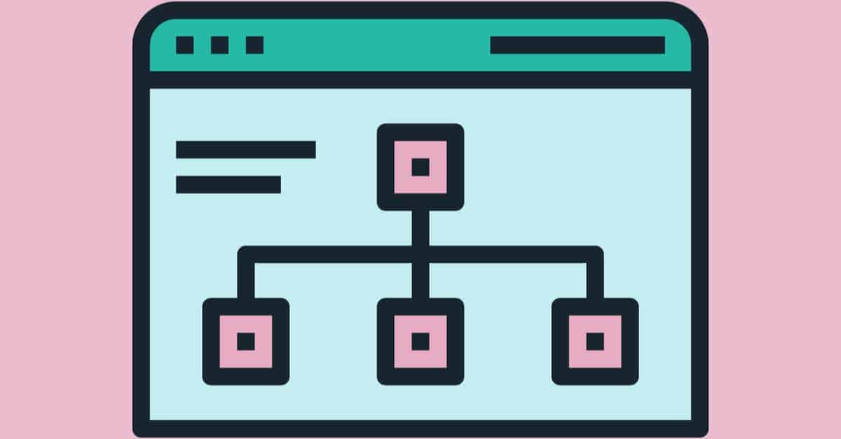 La structure du site web est importante en SEO