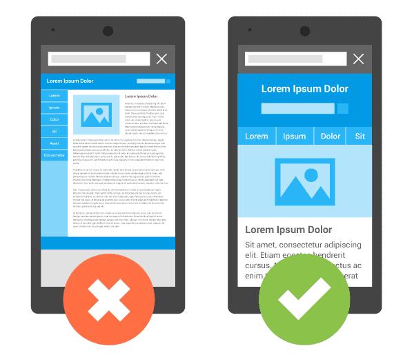 Optimiser le site pour les mobiles